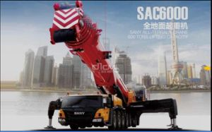 Best-Choice Advanced Technology Mobile Crane pictures & photos