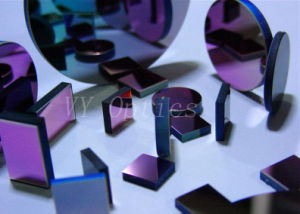 Optical IR-Cut Blue Glass Filter for Digital Camera pictures & photos