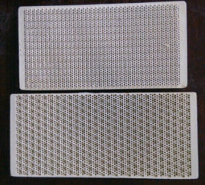 Cordierite Infrared Honeycomb Ceramic Plate for Burner pictures & photos