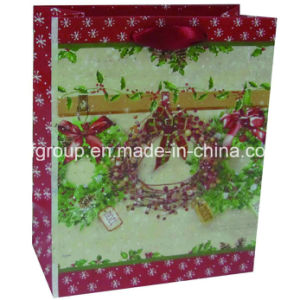 Promotional Colorful Christmas Paper Gift Bags pictures & photos