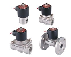 2s160-15 Series Stainless Steel Solenoid Valve pictures & photos