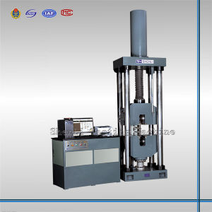 2000kn Electro-Hydraulic Servo Universal Testing Machine (Side Action Grip) pictures & photos