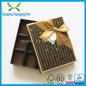 Custom New Year Celebration Chocolate Candy Box pictures & photos