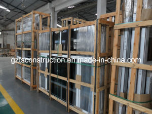 Aluminum Double Casement Window pictures & photos