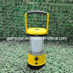 Portable Camping/Emergency Solar Lamp for Garage, Shed, Workshop, Stables, Outhouse