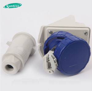 Industry Plug Socket Electrical Plug Plug and Socket pictures & photos