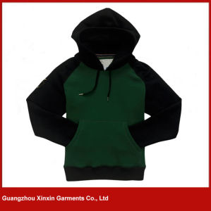 Custom Fashion Design Wholesale Blank Pullover Hoodies Men (T07) pictures & photos