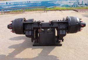 28 Ton Semi-Trailer Suspension Bogie BPW Type Axle pictures & photos
