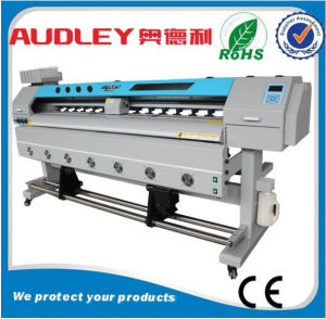 1.6m/1.9m/3.2m Cheap 1440dpi Eco Solvent Plotter (DX10 head, 1440dpi, Promotion price now) pictures & photos