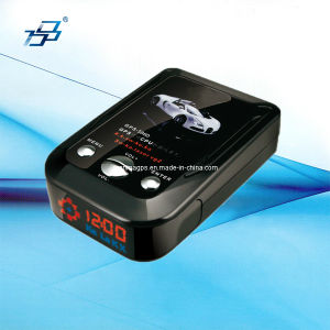 Perfect Detection Mobile Radar Detector (GR-586D)