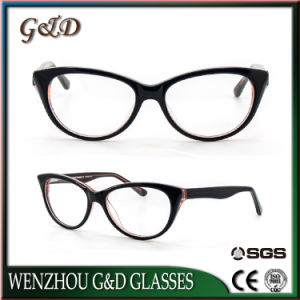 New Design Fashion Acetate Eyewear Eyeglass Kids Optical Glasses Frame 41-014 pictures & photos