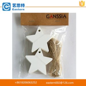 Star Shape Paper Hang Tag