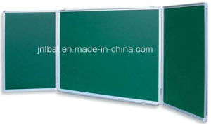 "Spotlight 1 Ply Trifold Display Board, 118"" Width X 48"" Height, Green pictures & photos"