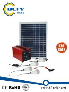 20W Solar Lighting Kit Solar Power System pictures & photos