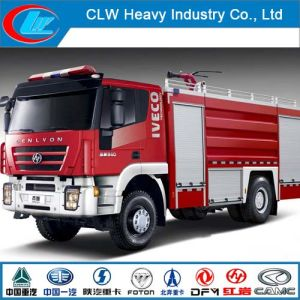 Factory Supply 4X2 Water Foam Iveco Fire Truck pictures & photos