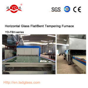 Ce Safety Glass Hot Processing Furnace Glass Machine pictures & photos