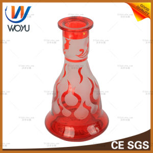 Red Flame Iron Shisha Accessories Water Pipes Hookah pictures & photos