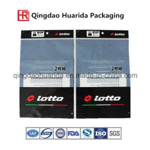 Reclosable Garment Zipper Bag Pouch pictures & photos