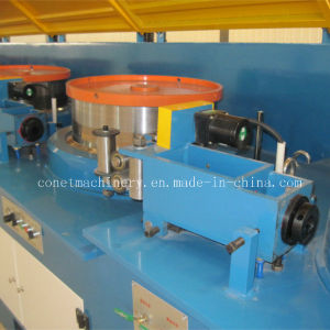 Made in China Zj Straight Type High Quality Drawing Wire Machine pictures & photos