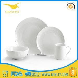 Wholesale Plastic Cheap Custom Melamine Plate for Dinner pictures & photos