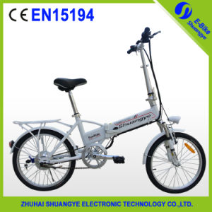 20 Inch 25km/H A1 Folding Electric Bicycle pictures & photos