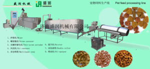 Tse65_P Pet Food Machinery for Pet Foodstuff Material pictures & photos