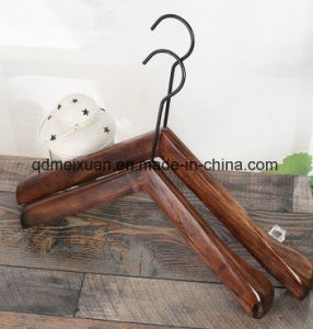 Solid Wood Hangers Manufacturer Wholesale Men Children Hangers (M-X3602) pictures & photos