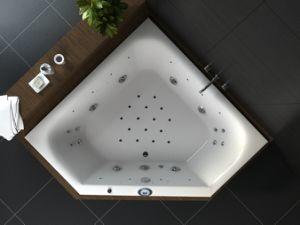 Whirlpool Massage Bathtub Mt-PT1401