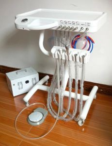 Hot Sale Best Quality Portable Dental Unit with CE pictures & photos
