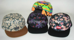Promotion Camo Cotton Snapback Cap with 3D Embroidery pictures & photos
