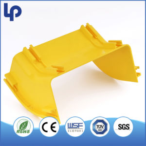 High Anti-Corrosion PVC Yellow Duct, Fiber Optic Raceway