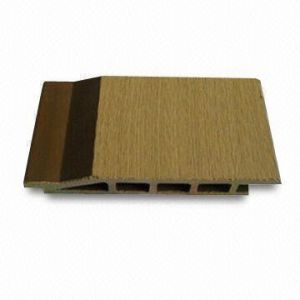 WPC Decking Joist Skirting pictures & photos