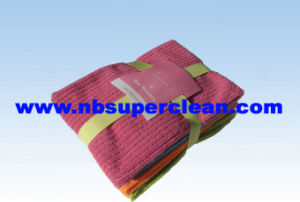 Multifuction Car Cleaning Cloth Microfiber Towel (CN3643-2) pictures & photos