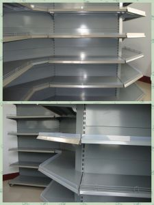 Supermarket Store Corner Shelving Shelf pictures & photos