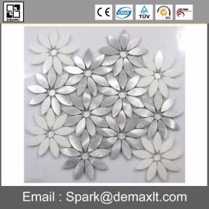 2017 Aluminum Stainless Steel Mosaic for Wall Tile pictures & photos