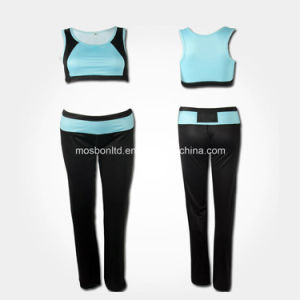 Custom Yoga Pants/Wholesale Gym Yoga Wear/Yoga Sport Bra pictures & photos