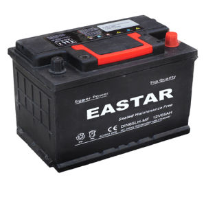 Mf Battery/DIN Car Battery/DIN62 12V65ah Automotive Battery pictures & photos