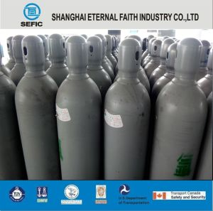 Seamless Steel Bottles Argon Gas Cylinder pictures & photos