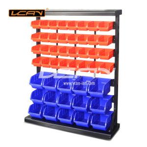 47-Piece Storage Bin Rack (HT-B007)