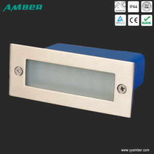 Stainless Steel LED Wall Recessed Light pictures & photos