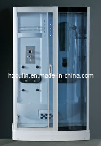 ABS Back Steam Shower Cabin (C-22-125) pictures & photos