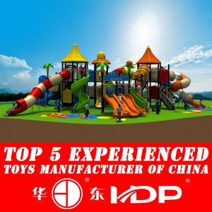 2014 Most Popular Outdoor Playground Equitment (HD14-073A) pictures & photos