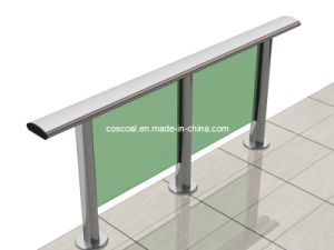 Aluminium/Aluminum Balustrade Railings for Housing pictures & photos