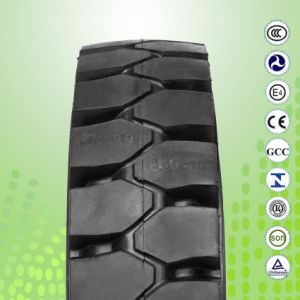 Solid OTR Tire Kind of High Quality Forklift Tire pictures & photos
