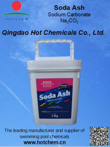 CAS No. 497-19-8 Soda Ash for Swimming Pool pictures & photos