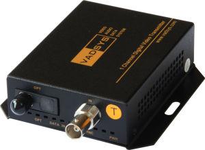 1 Video (AGC) Fiber Optic Converter (VDS150)