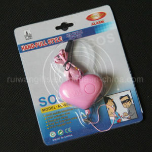 Personal Attack Alarm Anti-Theft Alarm (KFI008) pictures & photos