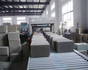 Foam Concrete Thermal Insulation Board Machine pictures & photos