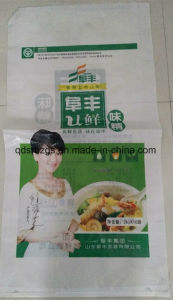 Colorful Print Plastic PP Woven Bag for Foodstuff pictures & photos