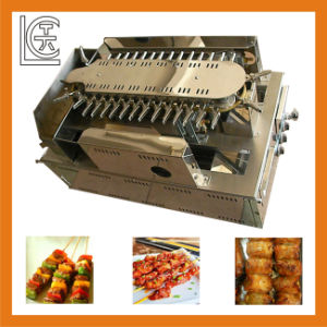 china auto commercial rotating japanese style gas yakitori grill china bbq grill barbecue machine. Black Bedroom Furniture Sets. Home Design Ideas